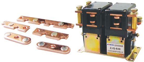 zjq600系列直流接触器