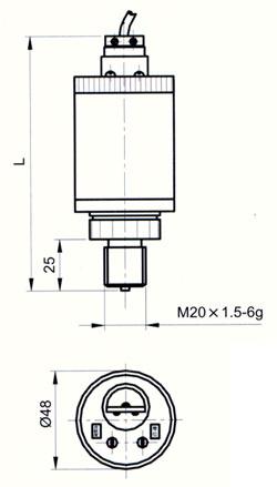 应变式压力传感器特点图片1