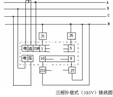 jkw型无功功率自动补偿控制器
