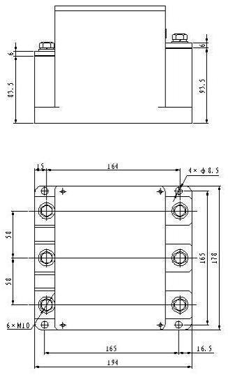 ckj11-400/1.5型交流真空接触器
