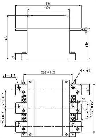 ckj11-800/1.5型交流真空接触器