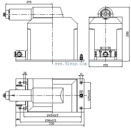 jdzxr8-10b型电压互感器