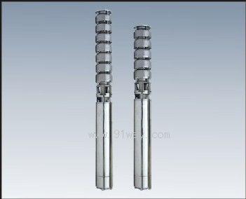 qjf系列不锈钢井用潜水泵