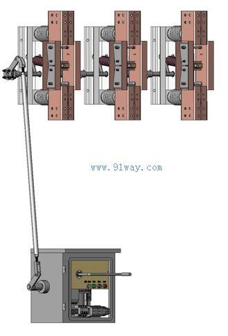电气控制系统包括自动开关