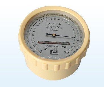 dym3型空盒气压表图片