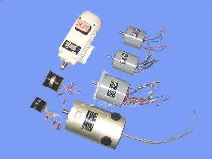 90byg550系列五相高性能混合式步进电机