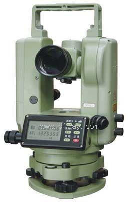 lp210系列激光电子经纬仪