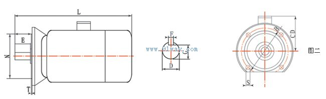yej2-t/x系列建筑吊篮用电磁制动三相异步电动机