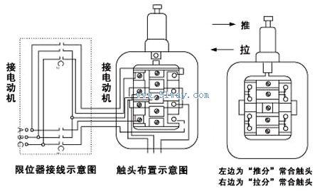 lx44-20a断火限位器接线图