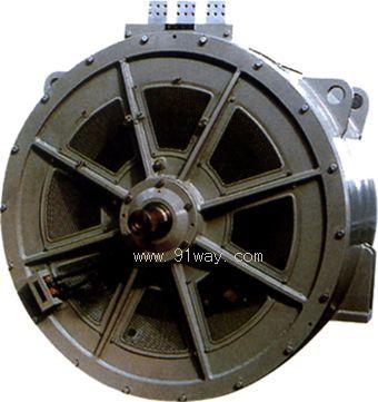 12v东风发电机接线图