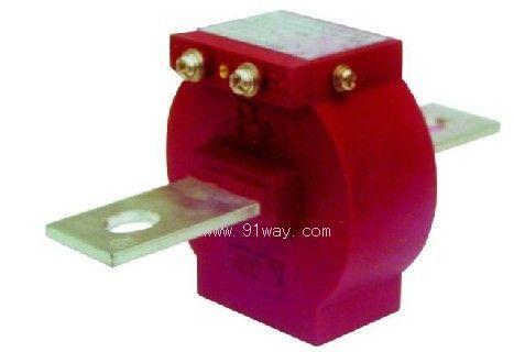 66电流互感器为全封闭式结构,铁芯采用优良的导磁材料,一,二次绕组及