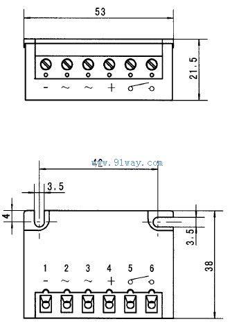 整流器接线方式有交流开关和直流开关