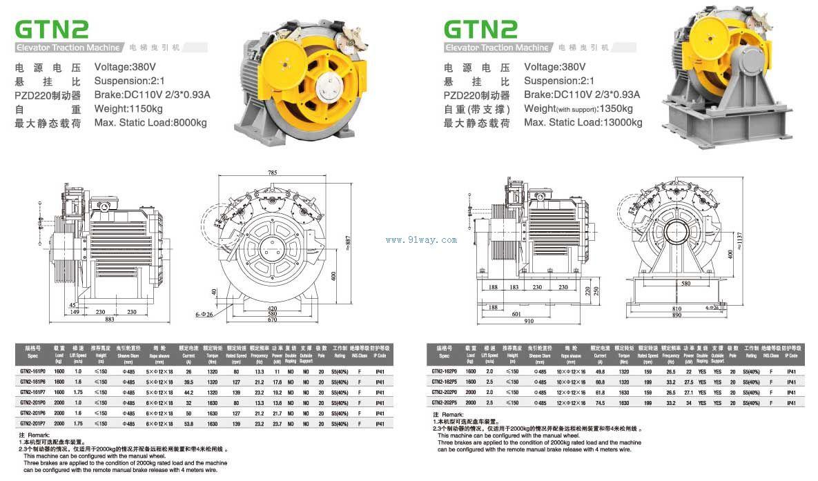 曳引电梯技术资料确认记录(安装)