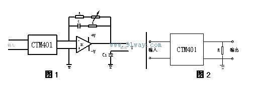 ctm401型电流互感器接线图