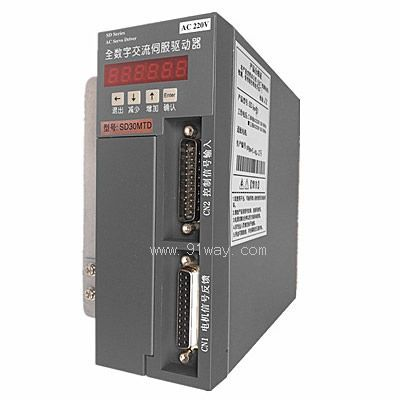 sd30mtd型交流伺服电机驱动器