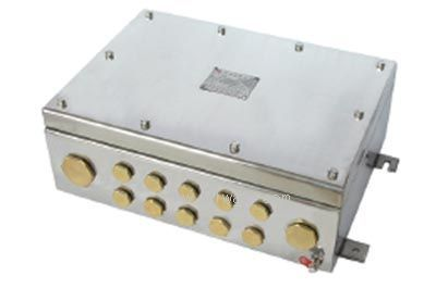 jxe53系列复合型防爆接线箱(iib,iic)