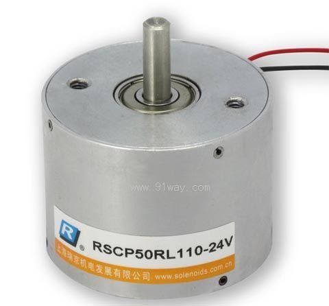 rscp50磁钢旋转电磁铁  rscp系列磁钢旋转电磁铁具有双向旋转,自保持