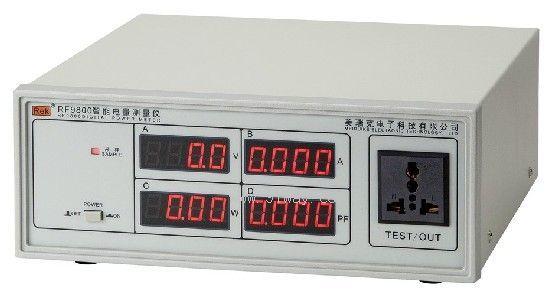 首页 仪器仪表 电工仪表 功率表 → rf9800系列数字功率计  rf9800