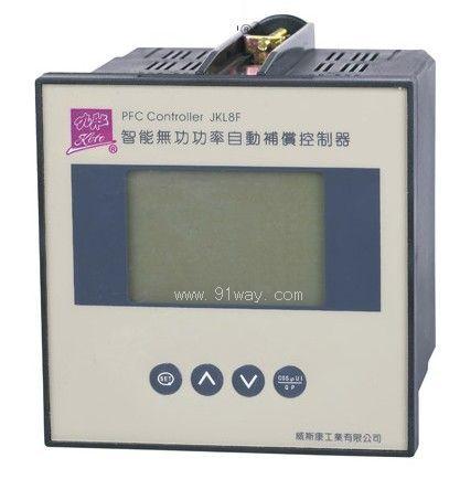 jkl8f-12系列智能无功功率自动补偿控制器