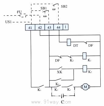dw15,dwx15系列万能式断路器接线图10