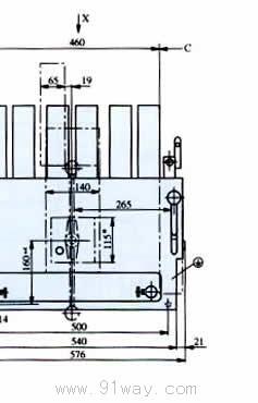 10 户外干式组合互感器主要技术参数 上继厂继电器接线图 dw15,dwx15