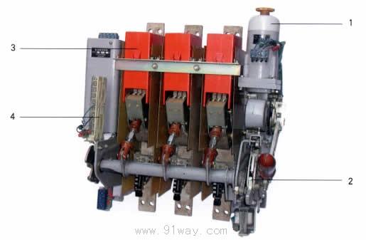 不带模块电磁铁的电气控制原理图 rd 熔断器(用户自备) sb 起动按钮