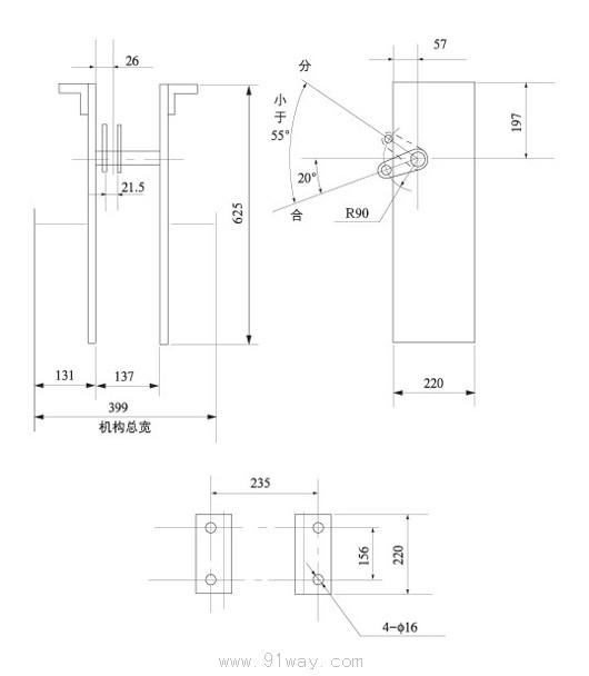 式结构,在吸收国内外同类先进产品的优点,结合lw8断路器的实际情况下