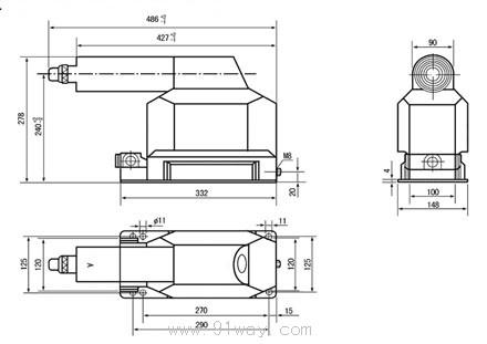 10c型带熔断器单相电压互感器为环氧树脂真空浇注全封闭式结构,是连接