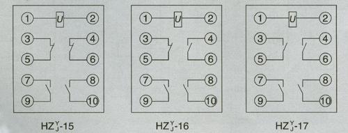 本系列静态中间继电器采用可靠集成电路