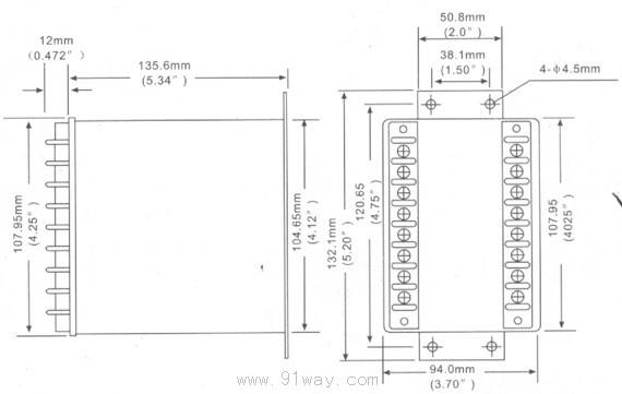 lfp型电量变送器