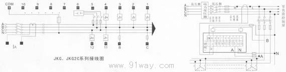 首页 低压电器 电工设备 补偿设备 → jkg系列无功功率自动补偿控制器