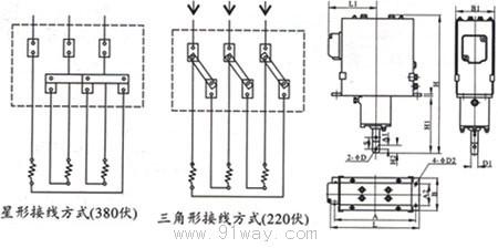 mzs1系列交流三相制动电磁铁