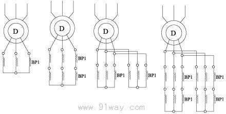 bp1系列频敏变阻器接线图