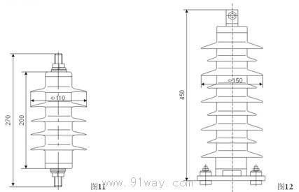 rs232-25针接口避雷器  xb-com-rj45/8网络接口避雷器  rs232-9针