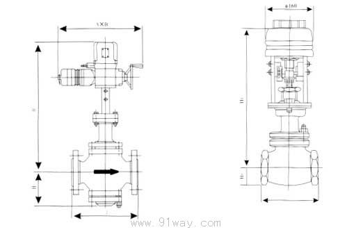 直筒型房屋建造设计图展示