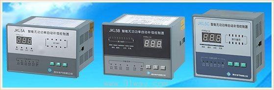 jkl5系列智能无功功率自动补偿控制器