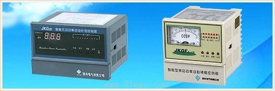 jkg系列无功功率自动补偿控制器