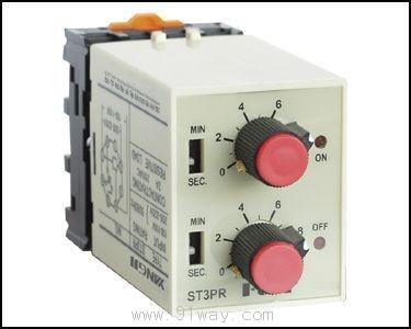 st3pr型时间继电器