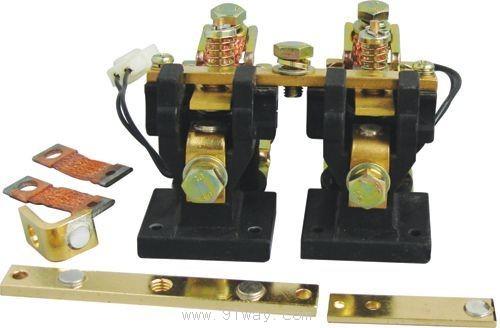 zjn-100a型直流接触器